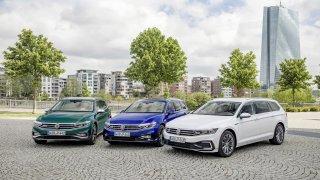 VW Passat 2019