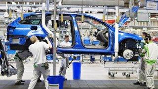 České automobilky čekají rekordy. Každých 23 sekund vyrobí auto
