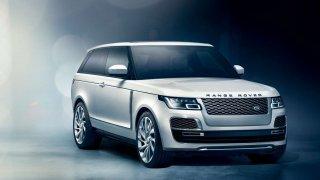 Luxus především. Třídveřový Range Rover SV Coupé.