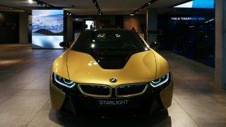 BMW i3 a i8 STARLIGHT Edition