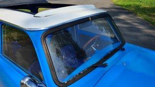 Upravený Trabant z Libochovic
