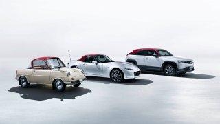 Mazda slaví sté narozeniny speciální edicí svých vozů. Objednat jí bude možné k většině modelů