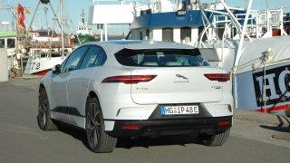 Jaguar I-Pace exterier 4