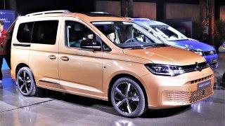 Nový VW Caddy přerostl staršího sourozence. Běžnou europaletu teď slupne i na šířku