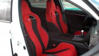 Honda Civic Type R interier 3