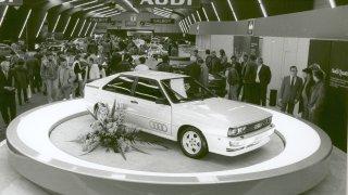 40 let Audi quattro
