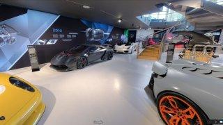 Lamborghini Muzeum