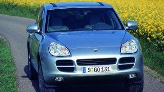 Porsche Cayenne (2002-10)