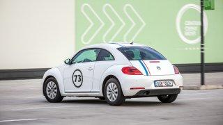 Volkswagen Beetle 1.2 TSI jízda 3