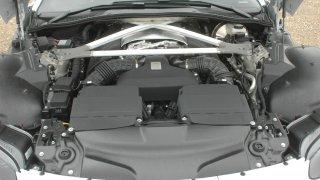 Aston Martin Vantage – Interiér 2