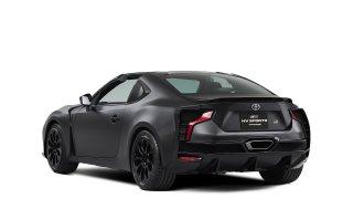Hybridní sporťák Toyota GR HV Sports Concept. 2