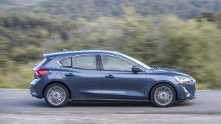 Za cenu nejlevnějšího Fordu Focus hatchback lze mít skvěle vybavený dvouletý kombík na naftu