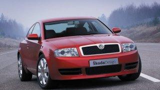 Škoda Tudor 2002