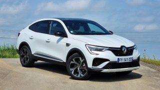 Příplatek za hybrid jen 20 tisíc? Sexy Renault Arkana má nový eko pohon, vyzkoušeli jsme ho