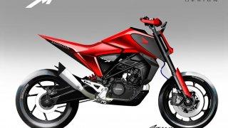 Honda CB125M Concept