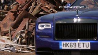 Recenze Rolls-Royceu Dawn