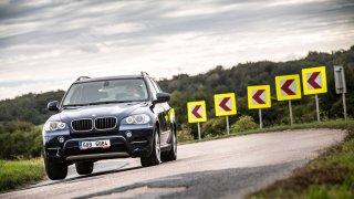 BMW X5 xDrive30d jízda 1