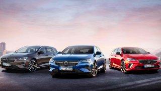 Přijíždí modernizovaný Opel Insignia. Revoluce se odehrála především pod kapotou