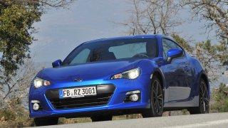 Ojeté Subaru BRZ nemá při slušné péči o něj větší problémy. Důležité je znát bývalé majitele