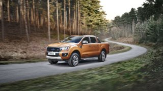 Ford Ranger nabídne řadu inovací