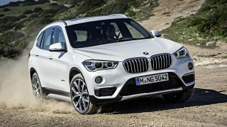 BMW X1: Předokolka azatím jen čtyřválec