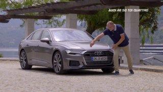 Recenze prémiového Audi A6 50 TDi Quattro
