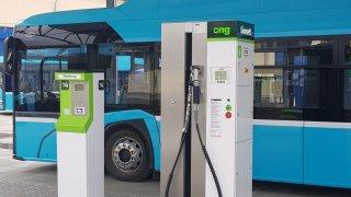 V Ostravě vznikla nejsilnější CNG stanice ve střední Evropě