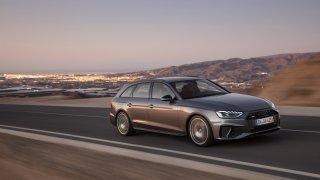 Audi A4 Avant 2019 5