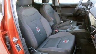 SEAT IBIZA 1.5 TSI - interiér 3