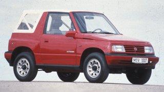 Suzuki Vitara slaví třicetiny