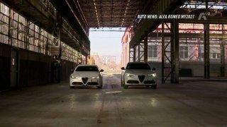 Auto news: Alfa Romeo, Chevrolet Suburban, Ford F-150 Tremor, Fiat Tipo Cross a Nissan Armada