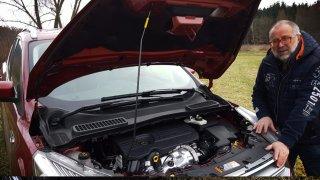 Příjemné překvapení - Ford Kuga Titanium 1,5 TDCI