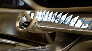 Kia představí čtyřdveřový koncept elektromobilu