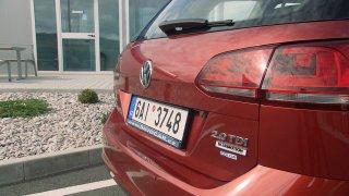 Test ojetého VW Golf 6