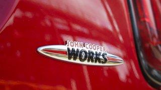 MINI John Cooper Works nad Ostravou