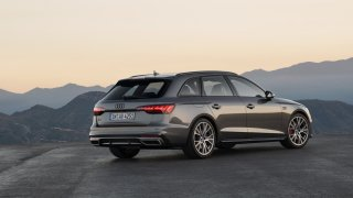 Audi A4 Avant 2019 4