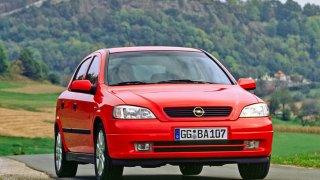 Předchůdci Opelu Astra