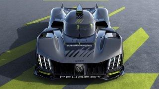 Peugeot má novou zbraň pro 24 hodin v Le Mans. Placku, která nemá ve světě motorsportu obdoby