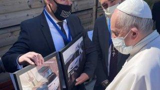 fisker papež