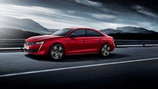 Radikální změna - nový Peugeot 508