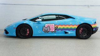 Lamborghini Huracán DJ Deadmau5 2