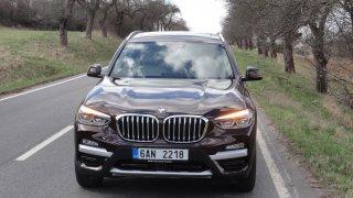 BMW X3 - Šestiválce žijí 8