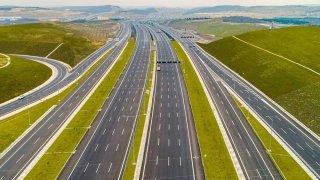 dálnice turecko