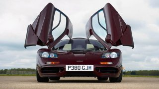 Mr. Bean prodává svůj McLaren