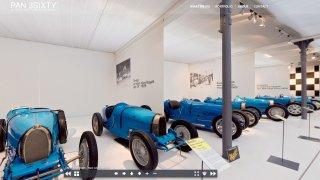 Cité de L'Automobile - Schlumpfova kolekce