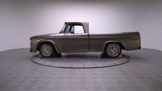 Parádně opravený pickup ze 60. let - Obrázek 4