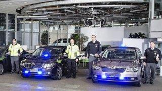 Policie ČR - ilustrační obrázek