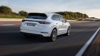 Nové Porsche Cayenne Turbo nabídne drtivou sílu