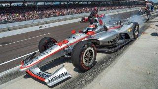Will Power vyhrál Indy 500!