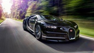 Bugatti Chiron je technologický zázrak.